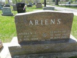 Andrew Aloysius Andy Ariens
