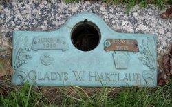 Margaret Gladys <i>Whisler</i> Hartlaub