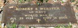 Robert E. Webster