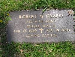 Robert William Grapes
