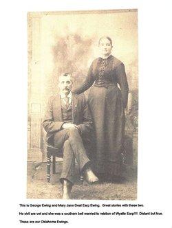 Mary Jane Deal <i>Earp</i> Ewing