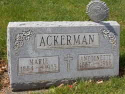 Antoinette Ackerman