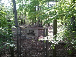 Meek Family Cemetery