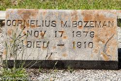 Cornelius Murphy Bozeman, III
