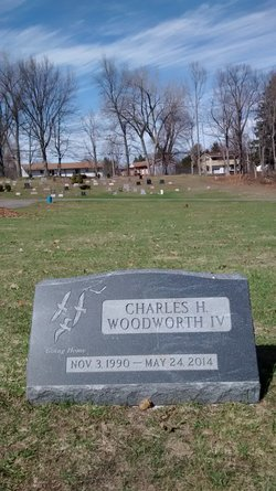Charles H. Woodworth, IV