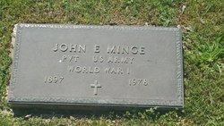 John Ezra Minge