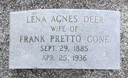 Lena Agnes <i>Deer</i> Cone