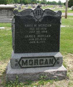 Anna Maria <i>Friend</i> Morgan
