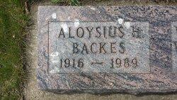Aloysius Henry Backes