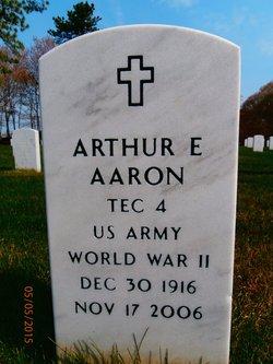Arthur Edward Aaron