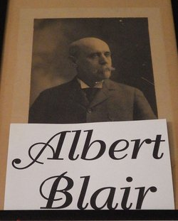 Albert Blair