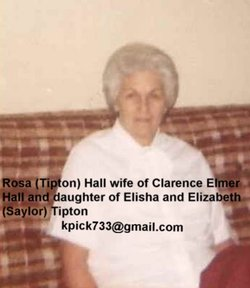 Rosa <i>Tipton</i> Hall