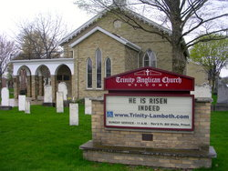 Lambeth Community Cemetery