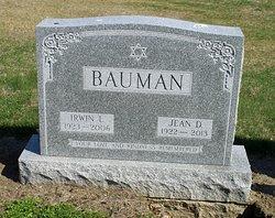Irwin Leon Bauman