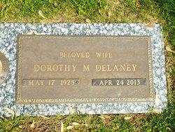 Dorothy M. <i>Parrish</i> Delaney