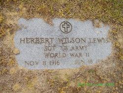Herbert Wilson Lewis