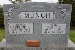 Madeline Elizabeth <i>Cullers</i> Munch