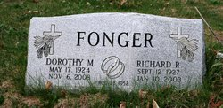 Richard Ralph Fonger