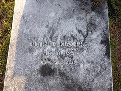 John B. Kingery