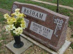 Donnie Basham