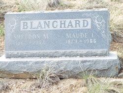 Maude L. <i>Rogers</i> Blanchard