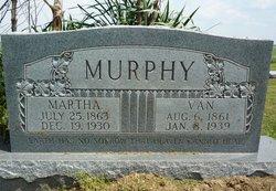Martin Van Buren Murphy