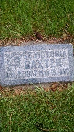 Elizabeth Victoria Baxter