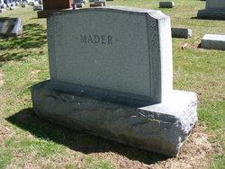 Charles Frederick Mader