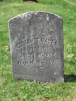 Elijah Hayes