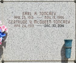 Earl A Toncrey