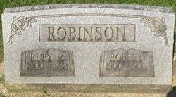 Ruby Patsy <i>Stanbaugh</i> Robinson