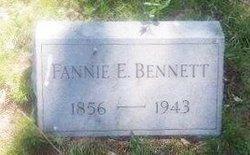 Fannie E <i>Howell</i> Bennett