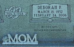 Deborah F. <i>Grizzard</i> Adamson