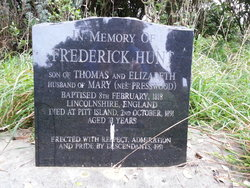 Frederick Alfred Hunt