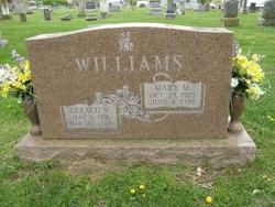 Mary Margaret <i>Romig</i> Williams