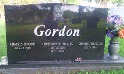 Christopher Charles Charlie Gordon