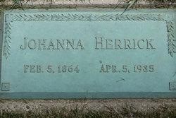 Johanna <i>Purtell</i> Herrick