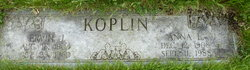 Anna <i>Harseim</i> Koplin