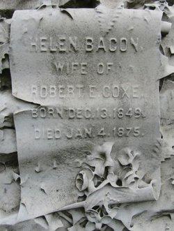 Helen <i>Bacon</i> Coxe