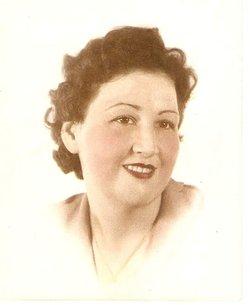 Una Beatrice Bea <i>Thomasson</i> Cook