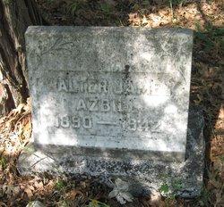 Walter James Azbill