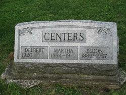 Martha E. Centers