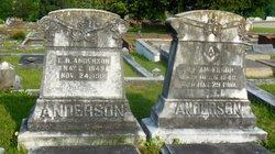 Benjamin F. Anderson