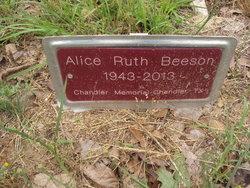 Alice Ruth <i>Herrington</i> Beeson