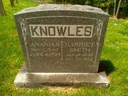 Harriet E. <i>Smith</i> Knowles