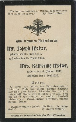 Katharina <i>Wondra</i> Melzer
