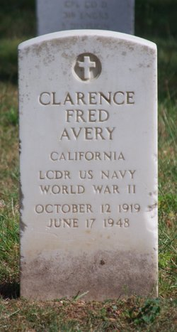 Clarence Franklin Fred Avery