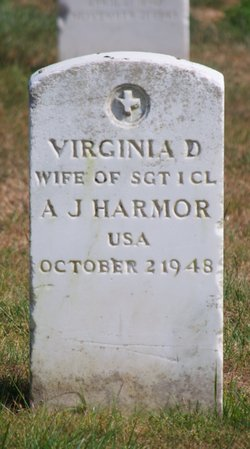 Virginia Agnes <i>Duffield</i> Harmor