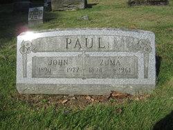 John Ward Paul