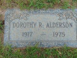 Dorothy Mae <i>Rose</i> Alderson